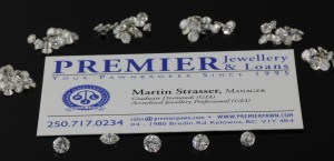 Kelowna Diamond Buyer - Loose Diamonds in Stock