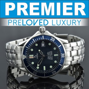 Kelowna's Watch Buyer : We Buy Omega