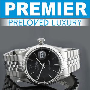 Kelowna's Watch Buyer: Stainless Datejust