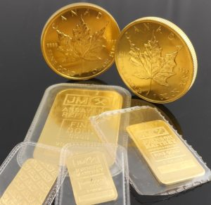 Gold Bullion Coins and Bars - Kelowna's Bullion Source - We Buy And Sell